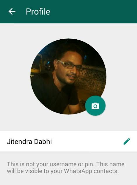 Change Profile Picture of Your Friend's WhatsApp