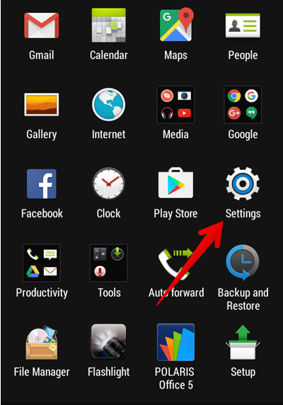 Android Setting