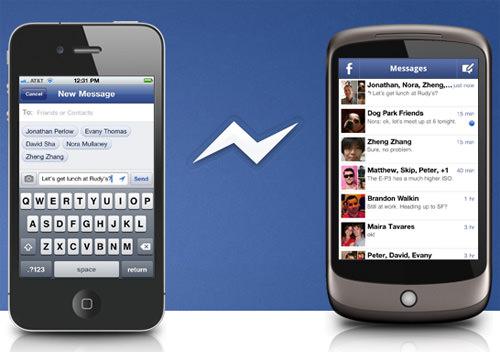 Facebook Messanger Whatsapp Alternative Messaging Android App
