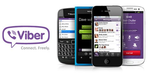 Viber Whatsapp Alternative Messaging Android App