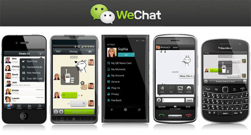 Wechat Whatsapp Alternative Messaging Android App