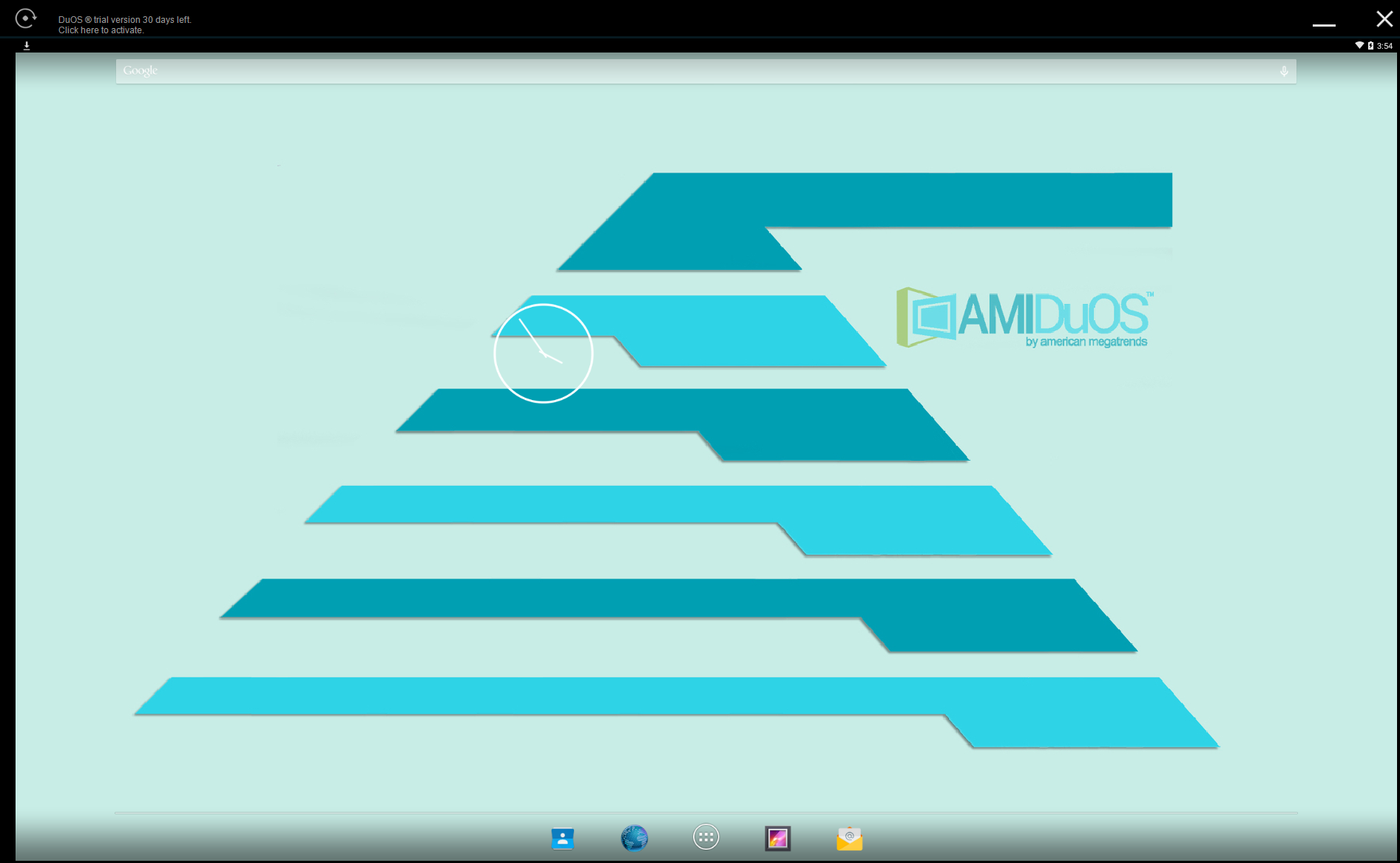 AMIDuOS best android emulator for pc