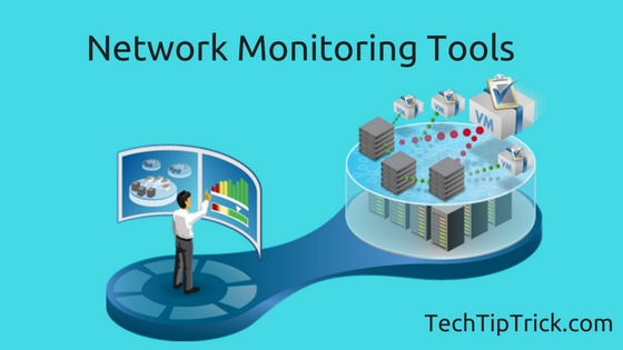 Free Network Monitoring Tools for Windows 10/8/7