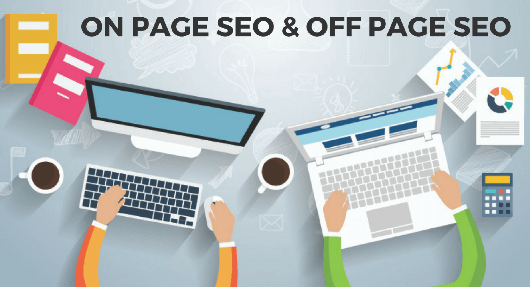 On Page SEO Off Page SEO Guide