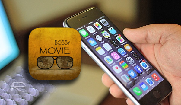 Bobby Movie Box Free Movie Streaming App for iPhone