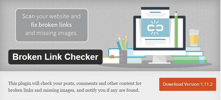Broken Link Checker WordPress SEO Plugin
