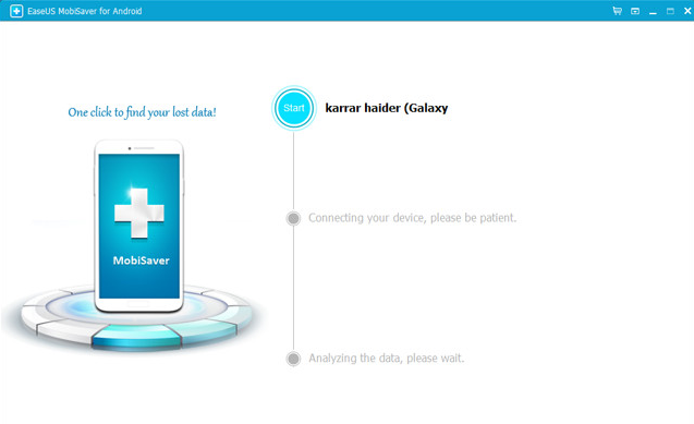 EaseUS MobiSaver Data Recovery Software for Android iPhone