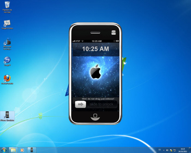 IPhone Simulator for Windows PC
