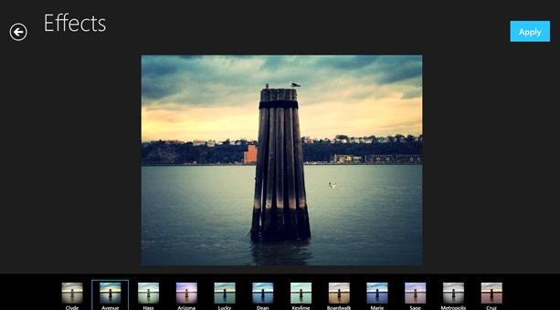 Photo Editor App for Windows 10 2017