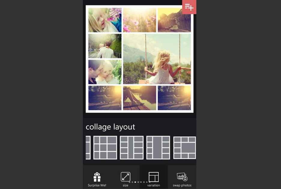 Phototastic College - Best Photo Editing App for Windows 10