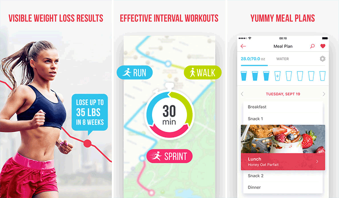 RUNNING for weight loss best iphone running app and apple watch