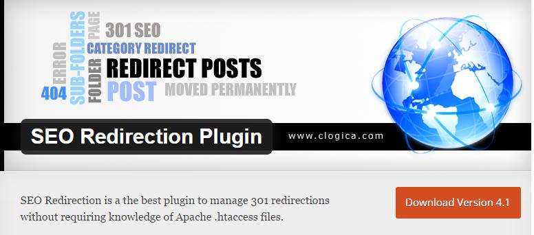 SEO Redirection WordPress SEO Plugin