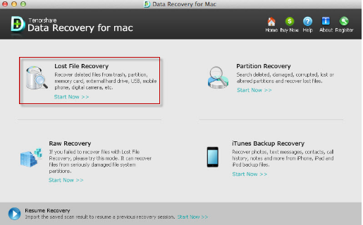Tenorshare Any Data Recovery For Mac