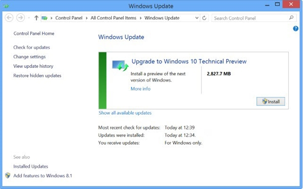How To Free Upgrade To Windows 10 From Windows 7 or 8/8.1