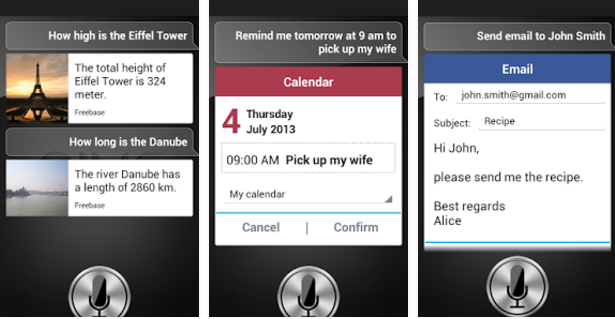 AIVC (Alice) Virtual Assitant App for Android