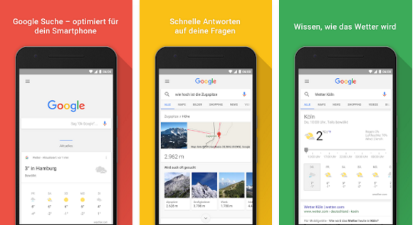 Google Now Personal Assitant Android App By Google