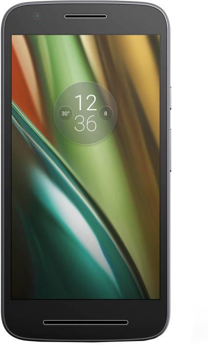 Moto E3 Power (Black, 16 GB)