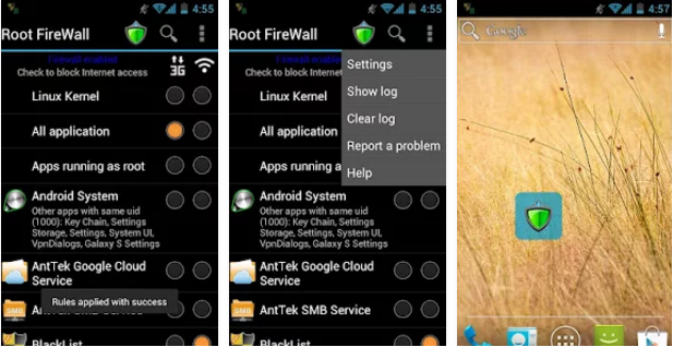 Root Firewall Pro Best Rooted App for Android 2017