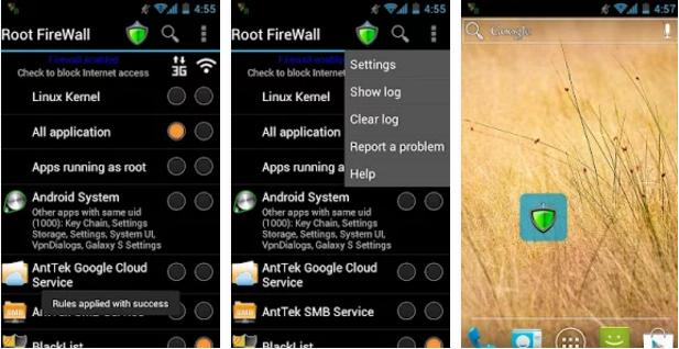 Meilleures applications indispensables pour android rooté 2017