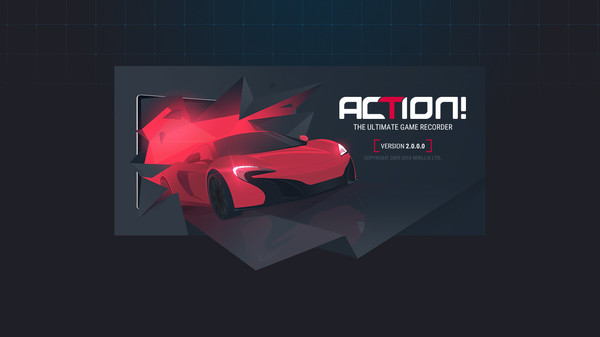 Action game recoding software