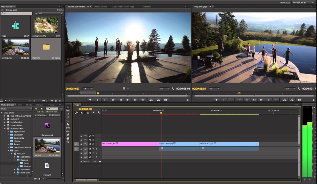 Adobe Premiere Pro Video Editing Software 2017