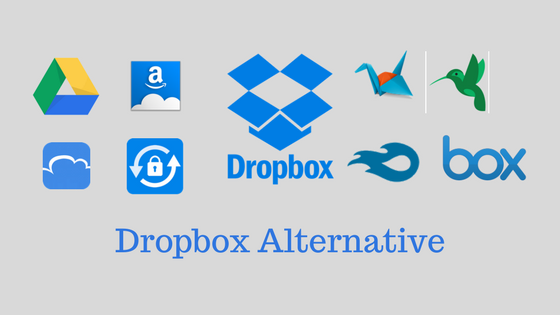Dropbox Alternative