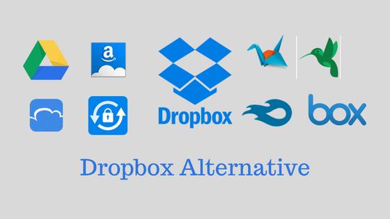 Best Dropbox Alternative Free Cloud Storage Service 2017