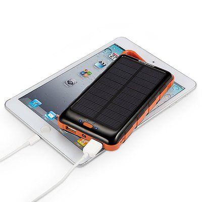 EasyAcc Classic 15000mAh Solar Power Bank