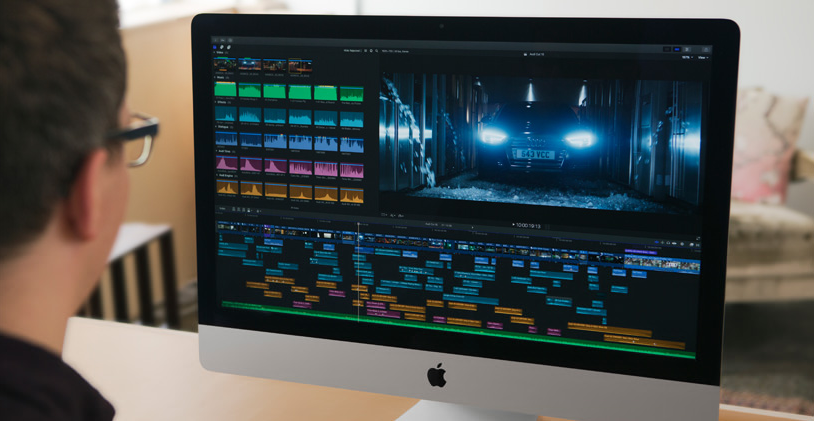 Final Cut Pro Video Editing Software 2017