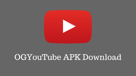 YouTube APK - Android App - Download - CHIP
