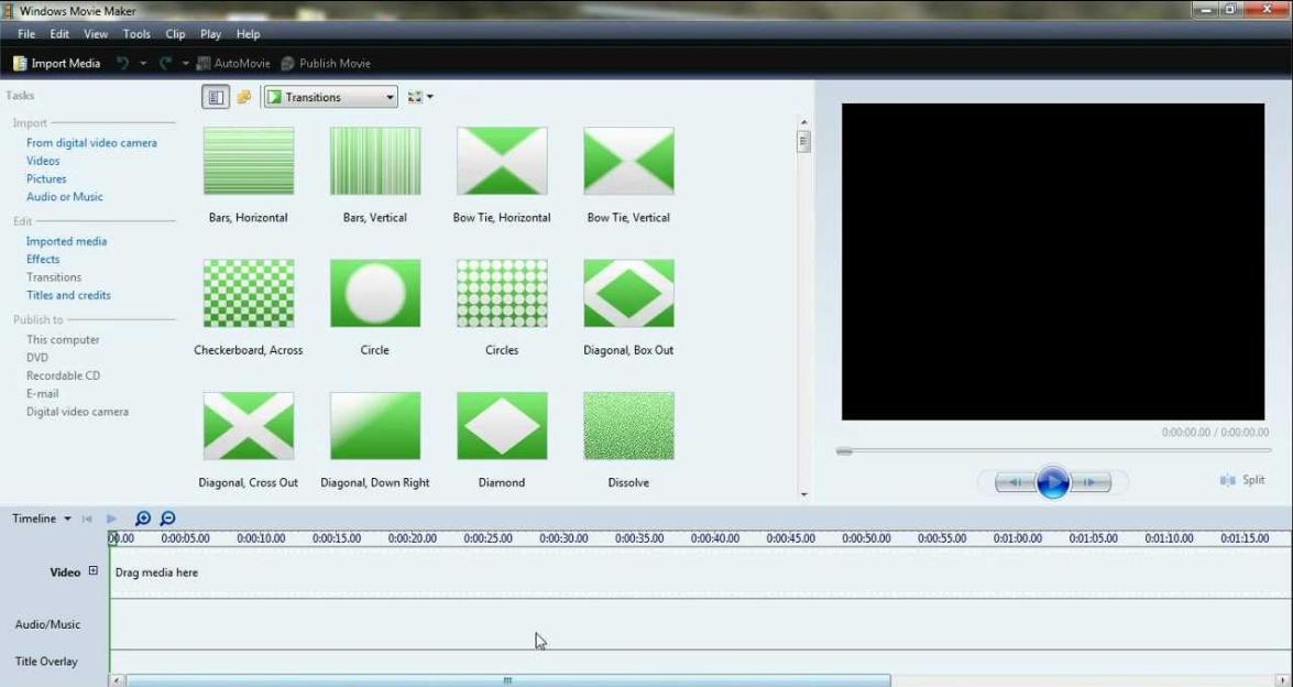 Windows Movie Makes Video Editing Software 2017