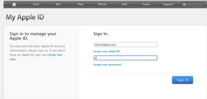 disable two step verification apple