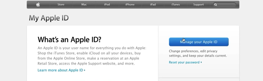 select apple id for two factor verification