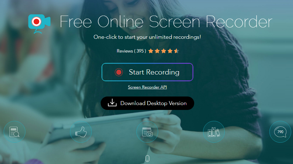 Apowersoft Free Screen Recorder Software for Mac