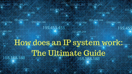 How does an IP system work