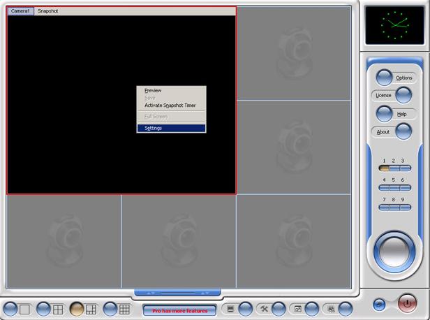 Multi Webcam Video Recorder Free