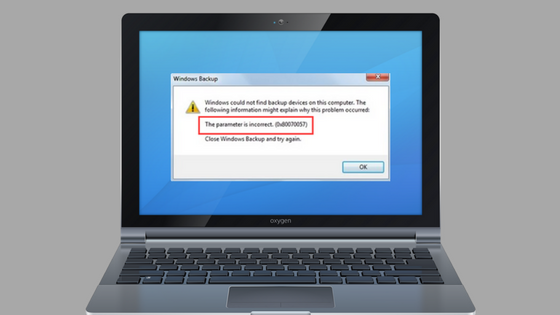 How to fix Windows Update Error 0X80070057?