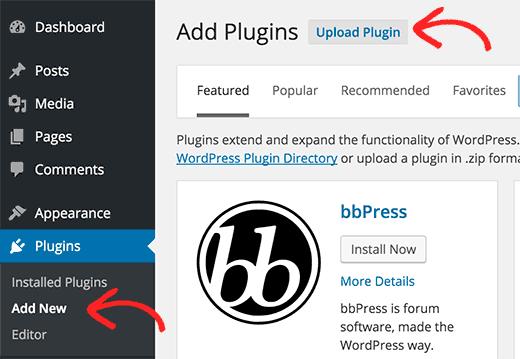 worspress plugins