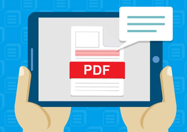 PDF for Business use