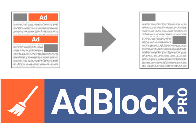 AdBlock Pro for Chrome to block pop up ads