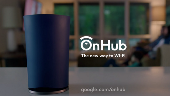 Google OnHub for Sluggish Wi-Fi