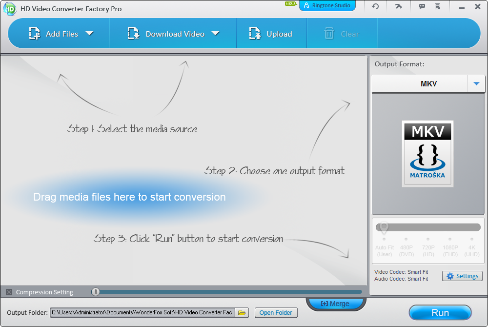HD Video Converter Factory Pro1 1