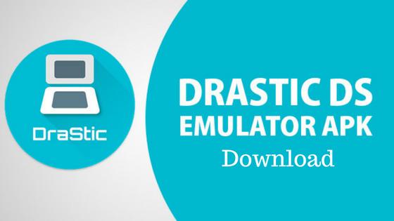 Drastic DS Emulator apk download
