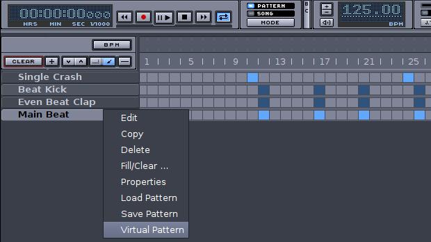 Hydrogen beat maker software