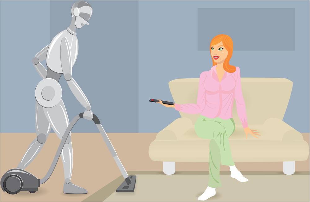 Keep Your House Clean with the Help of Robots