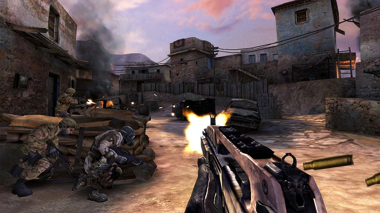 Call of Duty Strike Team android shooting apps