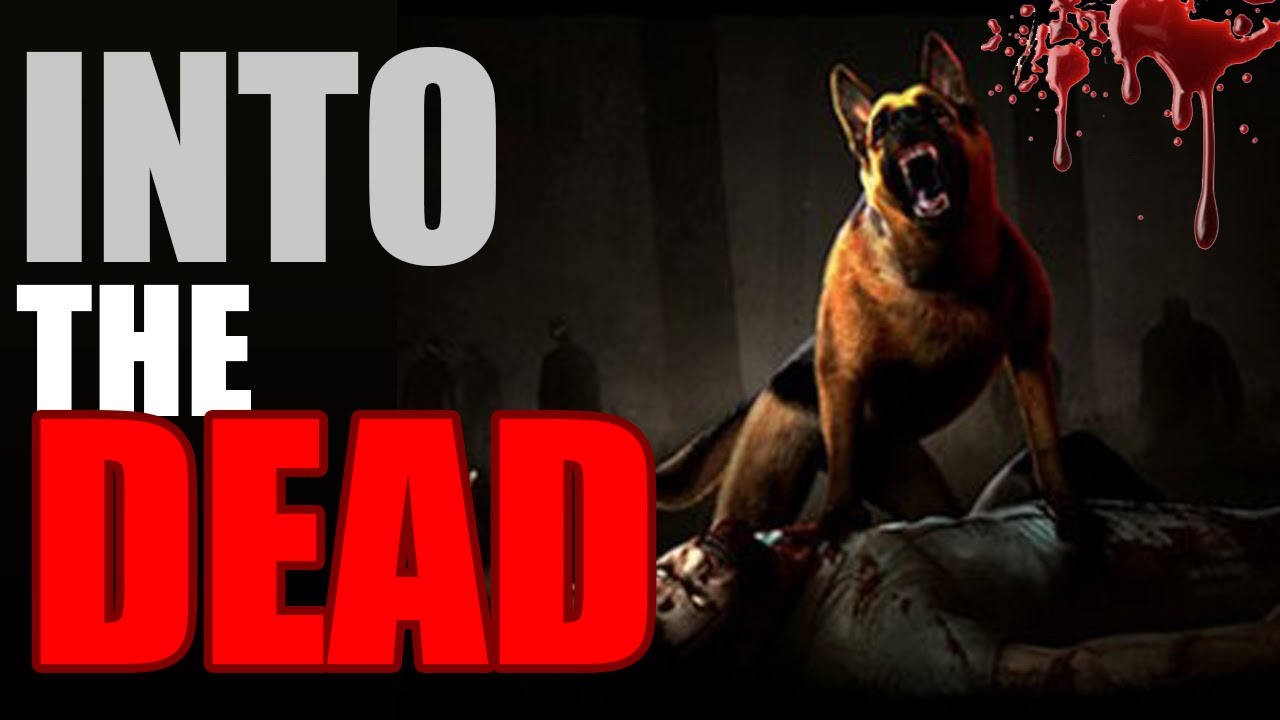 Into the Dead android shooting game