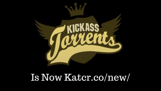 KickassTorrents is back katcr.co new