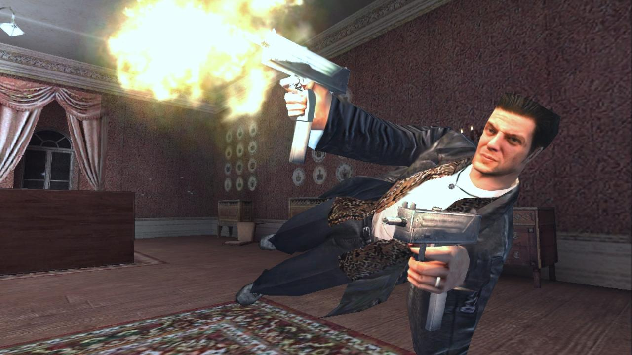 Max Payne android shooting game