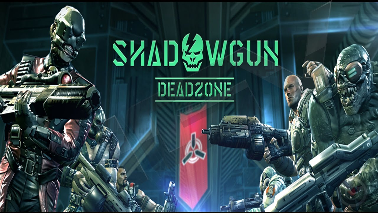ShadowGun DeadZone android shooting game